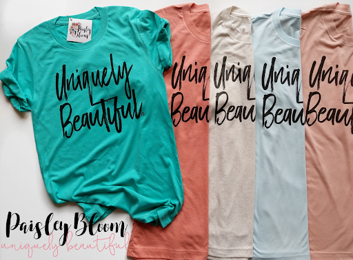 Uniquely Beautiful UNISEX Tee