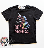 Be Magical Neon Kids