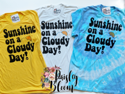 Sunshine On A Cloudy Day Adult