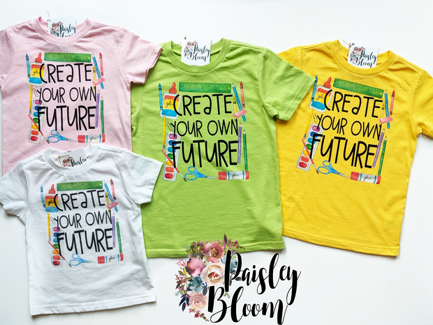 Create Your Own Future Kids