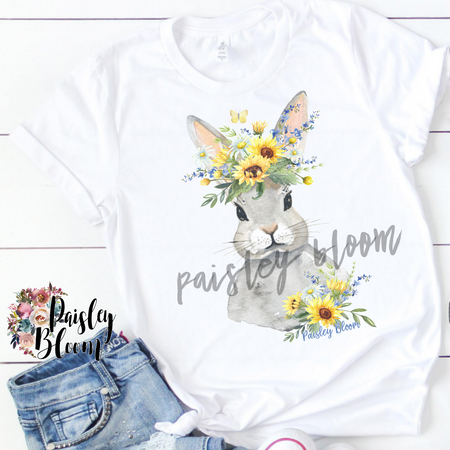 Sunny Bloom Bunny Adult