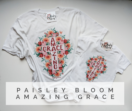 Amazing Grace Unisex Adult