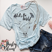 Let's Be Wild Unisex Adult