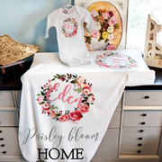 Paisley Bloom HOME Bedding