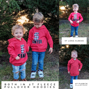 Kids Personalized Plaid