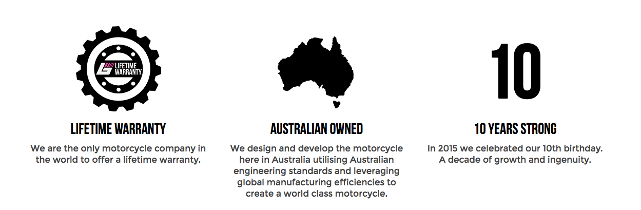 braaap company essay View essay - braaap from business a 3844 at monash bsbmkg502b establish and adjust the marketing mix is that it is the only company in motorcycle.