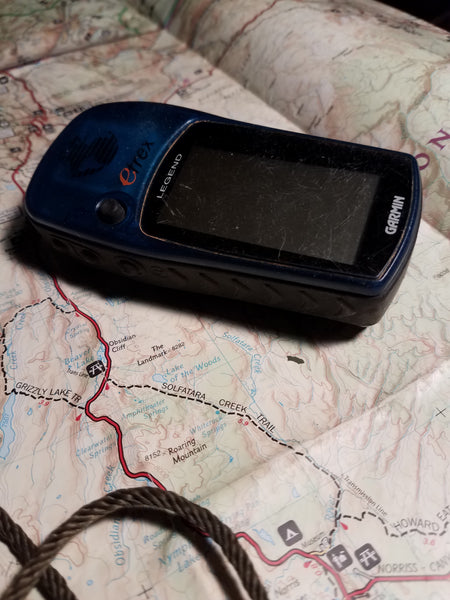 The Now Retired Garmin eTrex Legend