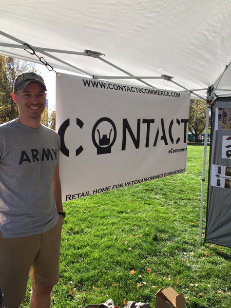 Contact eCommerce - Denver Veterans Day 2016
