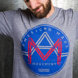 Oscar Mike - American Made Movement
