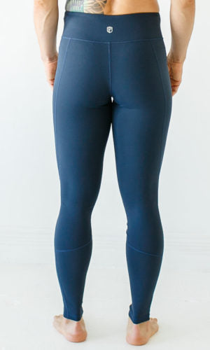 Born Primitive - Essential Leggings 2.0 - Navy Blue