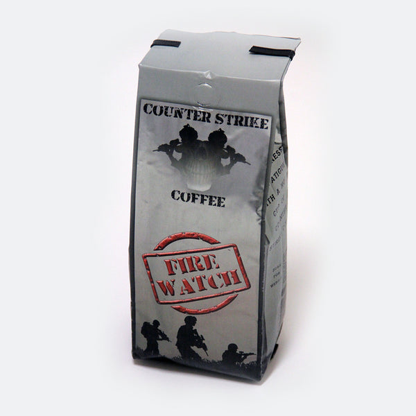 Counter Strike Coffee - Fire Watch - 12 oz