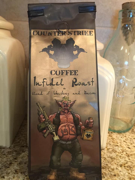 Counter Strike Coffee - Infidel - 12 oz