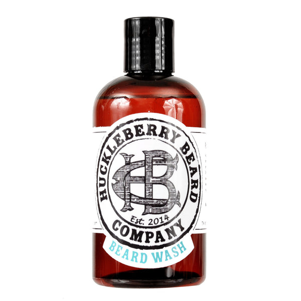 Huckleberry Beard Company - Tea Tree Beard Wash