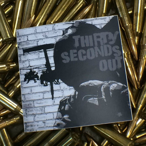 30 Seconds Out - Little Bird Assault Sticker