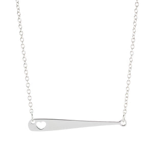 Baseball Bat Necklace