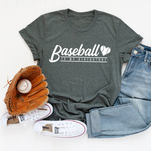Baseball Is My Birthstone T-Shirt