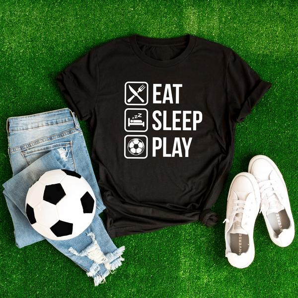 Eat Sleep Play T-Shirt