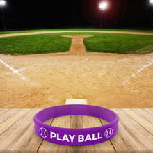 Load image into Gallery viewer, Baseball Team Color Wristband