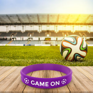 Soccer Team Color Wristband