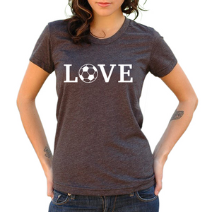 Soccer LOVE T-Shirt