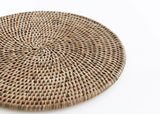 Round Placemats Med Set of 6