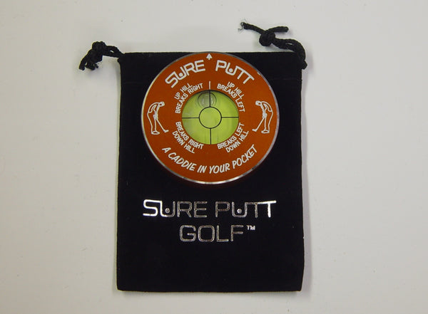 Sure Putt Poker Chip