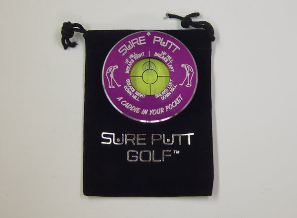 Sure Putt Purple