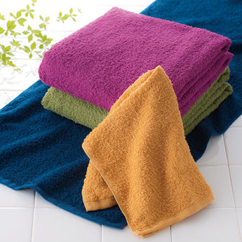 Oboro T Japanese Traditional Color Towel