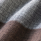Marshmallow Gauze & Pile Herringbone Throw