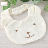 Airy Touch Bear Bib