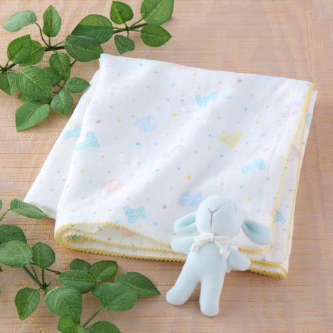 Marshmallow Gauze Dreaming Free Cloth