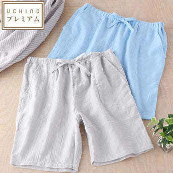 Marshmallow Gauze Men's Shorts