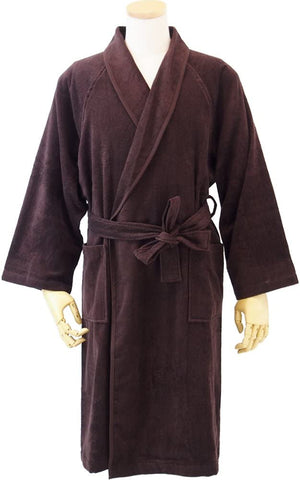 Ultra Thin Soft Shallow Collar Robe (Unisex)