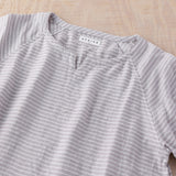 Marshmallow Gauze Border Mens T-shirt