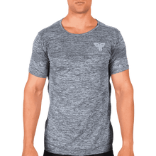Smoke Grey Men's Activewear T Shirts - Ventelite Physiotherapy Kenmore and Activewear