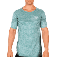 Emerald Green Men's Activewear T Shirts - Ventelite Physiotherapy Kenmore and Activewear