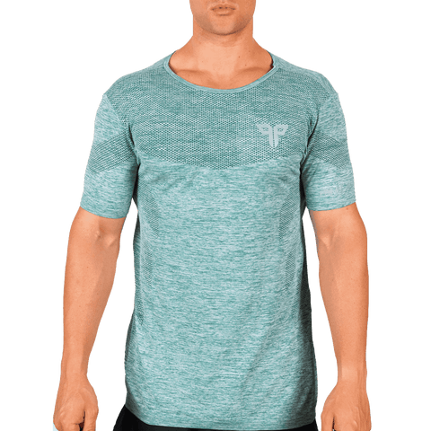 Emerald Green Seamless T-Shirt - Ventelite Physiotherapy Kenmore and Activewear