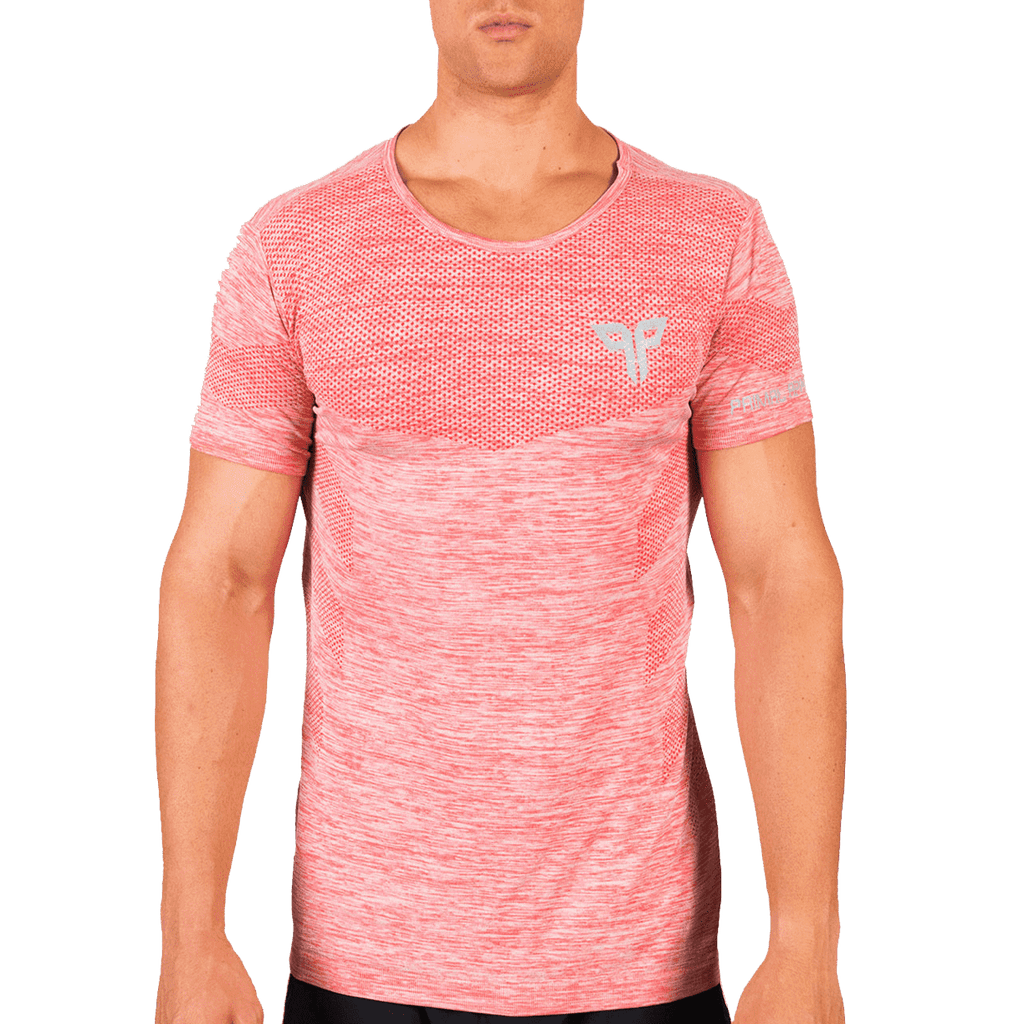 Red Ochre Seamless T-Shirt - Ventelite