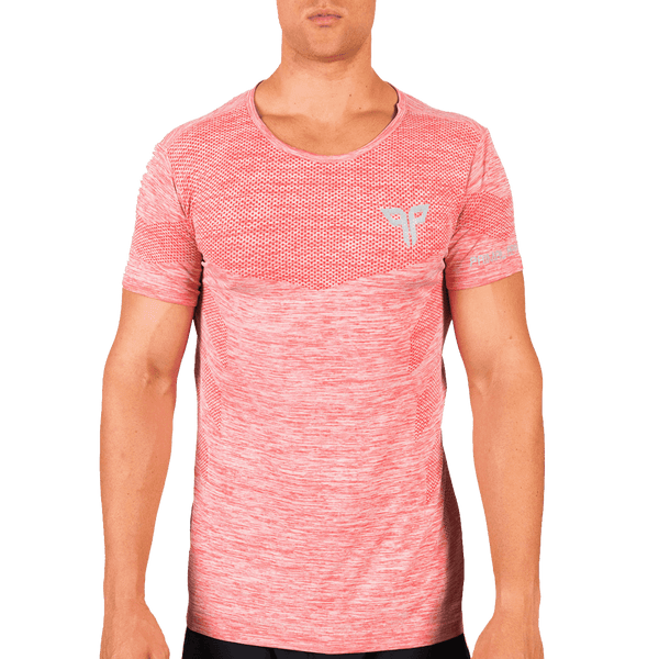 Red Ochre Men's Activewear T Shirts - Ventelite Physiotherapy Kenmore and Activewear