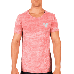 Red Ochre Seamless T-Shirt - Ventelite Physiotherapy Kenmore and Activewear