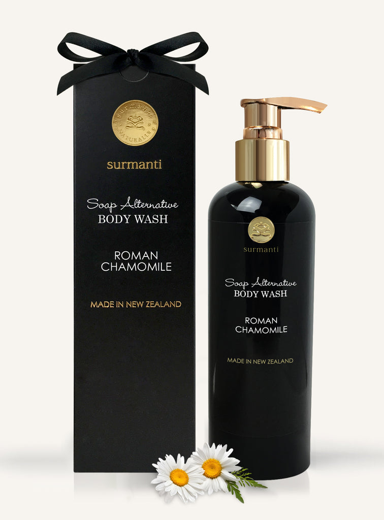 Roman Chamomile Body Wash - Soap Alternative 300ml