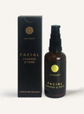 Facial Cleanse & Tone - Surmanti