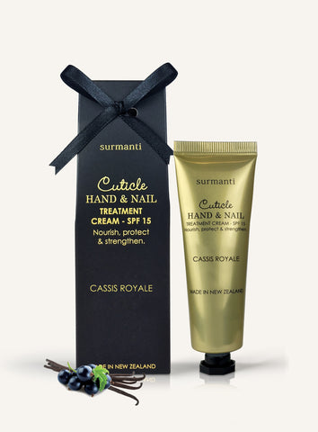 Cuticle Hand & Nail Treatment Cream - Roman Chamomile