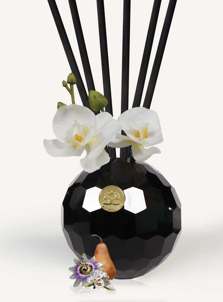 Pear & Passionflower Crystal Diffuser set