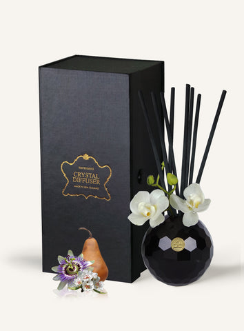 RELAX Sleep Easy Reed Diffuser Oil & Luxury Black Reeds