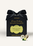 Lime Coconut & Verbena Long Lasting Eco Soya Wax Melts