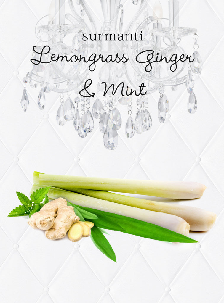 Lemongrass Ginger & Mint Long Lasting Eco Soya Wax Melts