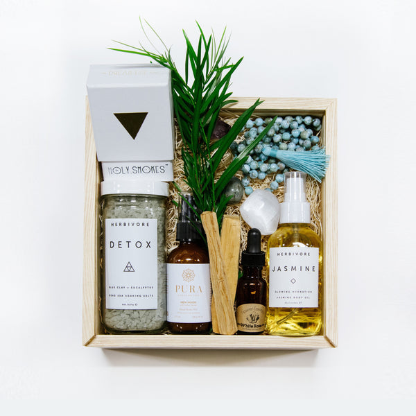 The Sacred Bathing Ritual Box