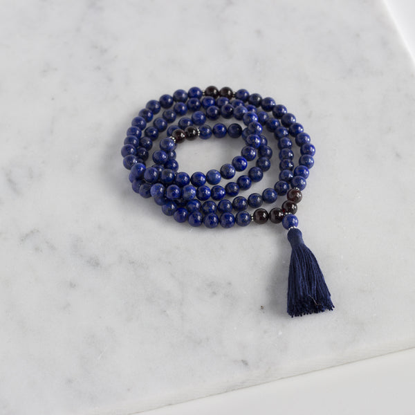 Ancient Earth Mala