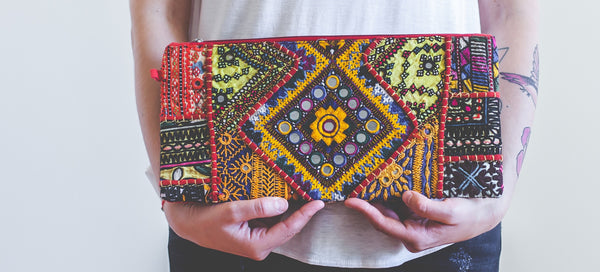 Organized Gypsy Clutch